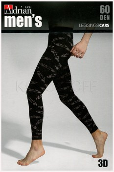 ADRIAN Cars leggings 60