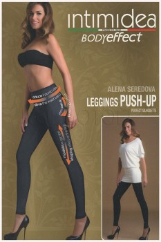 INTIMIDEA LEGGINGS PUSH-UP ART.610110