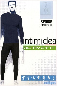 INTIMIDEA PANTA LUNGO SENIOR ACTIVE-FIT ART 600614