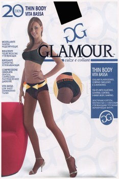 GLAMOUR Thin Body 20 vita bassa