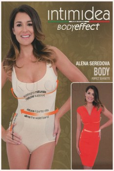 INTIMIDEA BODY SPALLA LARGA BODYEFFECT ORO